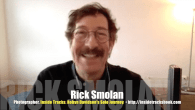Today's Guest: Rick Smolan, photographer, Tracks, Inside Tracks   Watch this exclusive Mr. Media interview with photographer Rick Smolan, who is played by actor Adam Driver in the Mia Wasikowska...