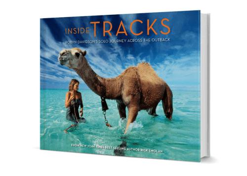 Inside Tracks, Robyn Davidson, Rick Smolan, Mia Wasikowska, Adam Driver, Mr. Media Interviews