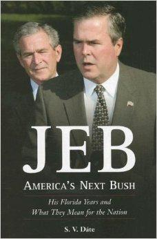 Jeb: America's Next Bush by S.V. Date, Mr. Media Interviews