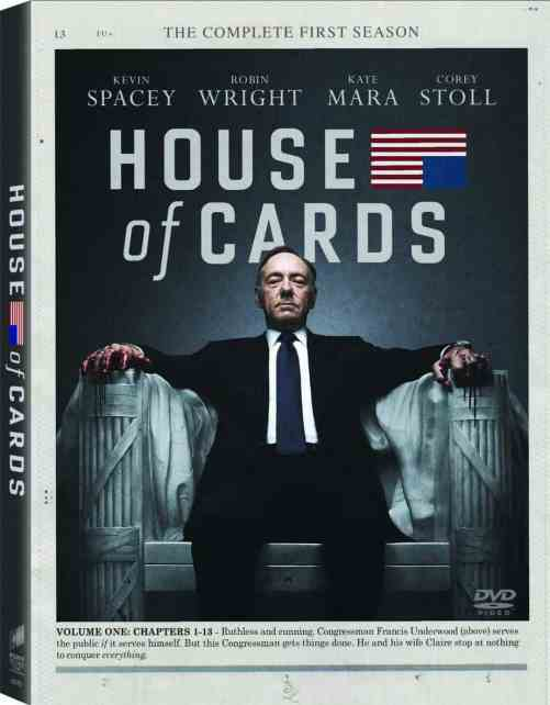 House of Cards: Season One, Kevin Spacey, Mr. Media Interviews