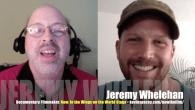 Today's Guest: Jeremy Whelehan, documentary filmmaker, Now: In the Wings on the World Stage starring Kevin Spacey as Richard III   Watch this exclusive Mr. Media interview with documentary filmmaker Jeremy...