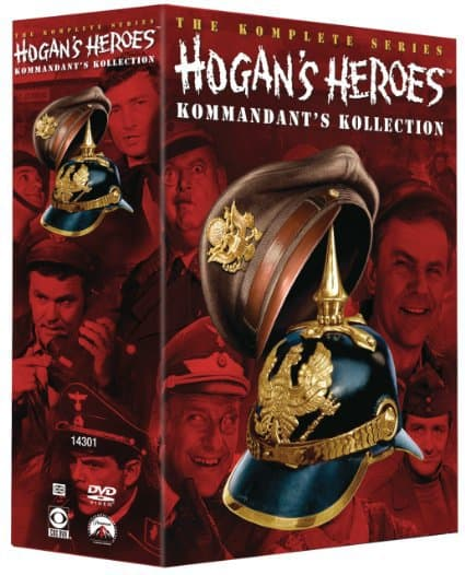 Hogan's Heroes: The Komplete Series, Kommandant's Kollection starring Bob Crane, Mr. Media Interviews