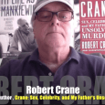 "Today's Guest: Robert Crane, author, Crane: Sex, Celebrity, and My Father's Unsolved Murder, son of late ""Hogan's Heroes"" TV star Bob Crane   Watch this exclusive Mr. Media interview with Robert Crane,..."