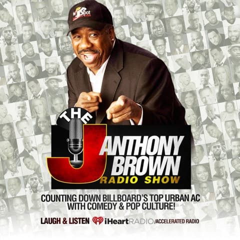 J. Anthony Brown Radio Show, I Heart Radio, Mr. Media Interviews