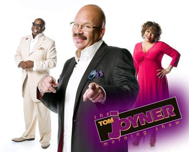 The Tom Joyner Morning Show, weekday mornings 6-10 a.m., Mr. Media Interviews