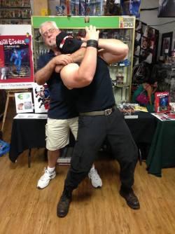 Chuck Dixon, Bane, Batman, Emerald City Comics, Clearwater, Florida, Mr. Media Interviews