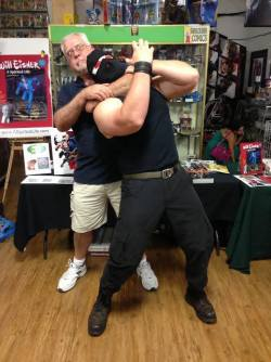 Chuck Dixon, Bane, Batman, Emerald City Comics, Clearwater, Florida, Mr. Media Interviews