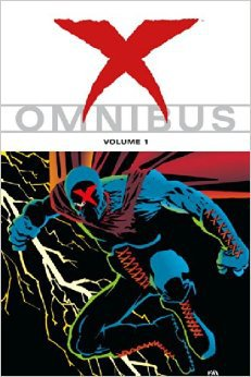 X: Omnibus, Volume 1, including stories written by Steven Grant, Mr. Media Interviews