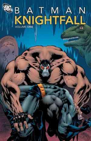 Batman: Knightfall graphic novel co-authored by Chuck Dixon, Mr. Media Interviews