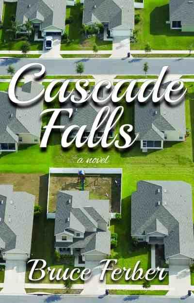 Cascade Falls by Bruce Ferber, Mr. Media Interviews