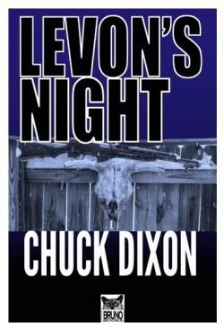 Levon Cade, Levon's Night by Chuck Dixon, Mr. Media Interviews