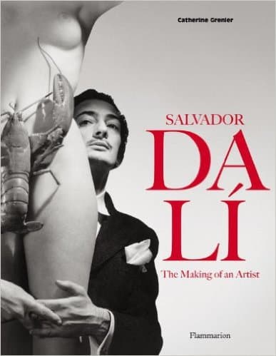 Salvador Dali: The Making of an Artist by Catherine Greiner, Mr. Media Interviews