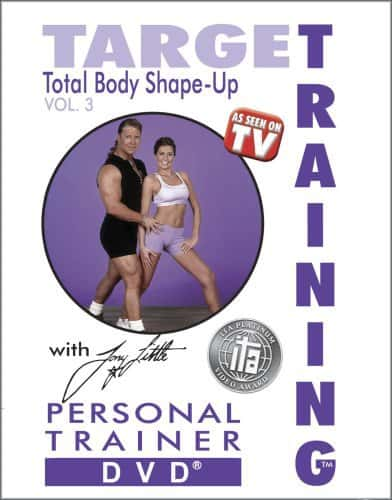 Target Training Total Body Shape-Up with Tony Little, HSN, Mr. Media Interviews
