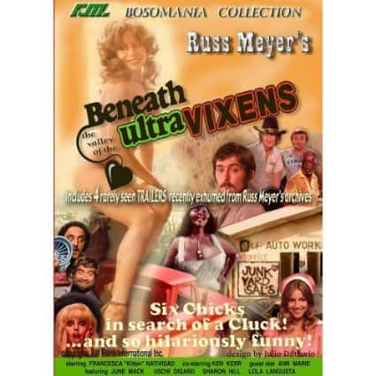Russ Meyer's Beneath the Valley of the Ultra Vixens, Mr. Media Interviews