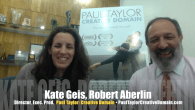 Today's Guests: Kate Geis, director, Robert Aberlin, executive director, Paul Taylor: Creative Domain   Watch this exclusive Mr. Media interview with KATE GEIS and ROBERT ABERLIN by clicking on the video...