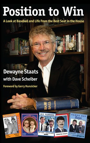 Position to Win by Dewayne Staats with Dave Scheiber, Tampa Bay Rays announcer, Mr. Media Interviews