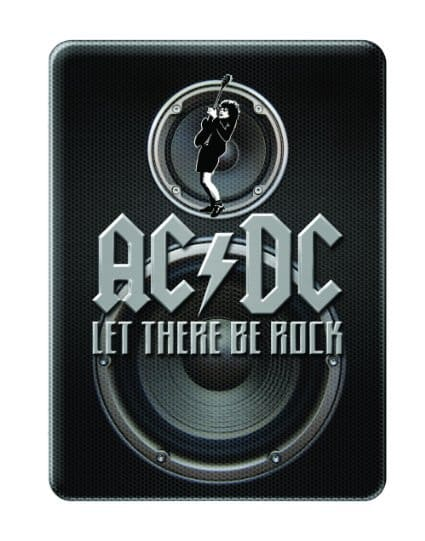 Let There Be Rock by AC/DC, DVD, Mr. Media Interviews