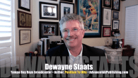 Today's Guest: Dewayne Staats, Tampa Bay Rays play-by-play announcer, co-author, Position To Win: A Look at Baseball and Life From the Best Seat in the House   Watch this exclusive Mr. Media...