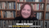 Today's Guest: Jeanne Martinet, author, The Art of Mingling, Life is Friends   Watch this exclusive Mr. Media interview with Jeanne Martinet by clicking on the video player above!  Mr. Media is...