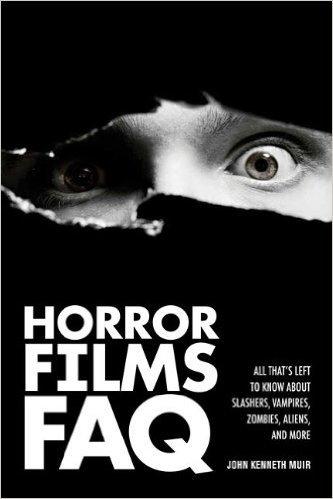 Horror Films FAQ by John Kenneth Muir, Mr. Media Interviews, X-Files FAQ