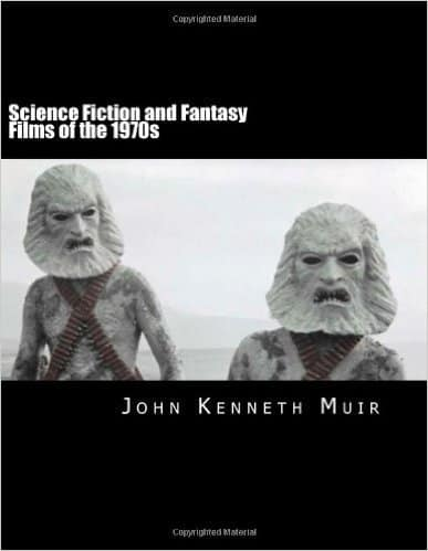 Science Fiction and Fantasy Films of the 1970s by John Kenneth Muir, Mr. Media Interviews, X-Files FAQ