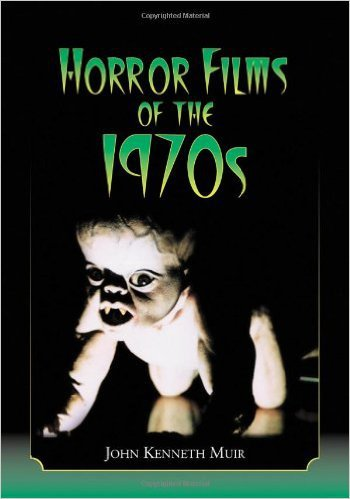 Horror Films of the 1970s by John Kenneth Muir, Mr. Media Interviews, X-Files FAQ