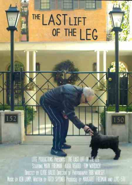 The Last Lift of the Leg, a short film written by Ritch Shydner, Mr. Media Interviews
