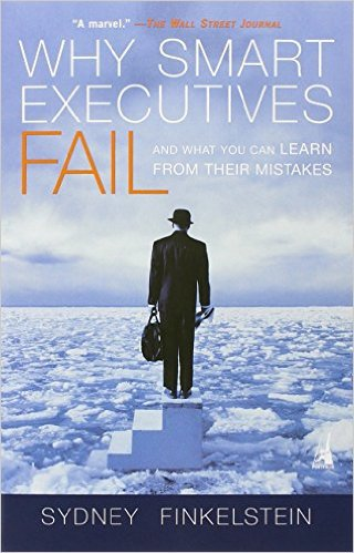 Why Smart Executives Fail by Sydney Finkelstein, Mr. Media Interviews