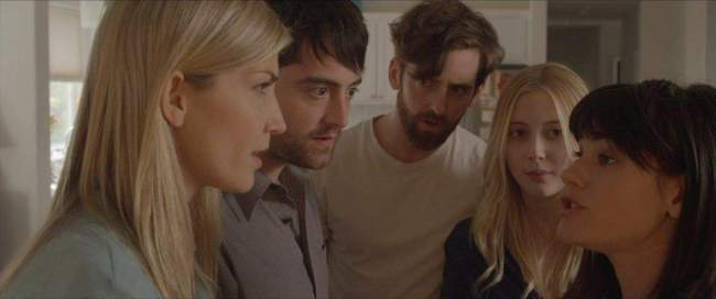 Friends Effing Friends Effing Friends, directed by Quincy Rose, starring Jillian Leigh, Mr. Media Interviews