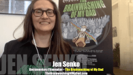 Today's Guest: Jen Senko, documentary filmmaker, The Brainwashing of My Dad, The Vanishing City     Watch this exclusive Mr. Media interview with Jen Senko by clicking on the video...
