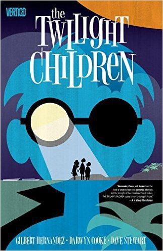 The Twilight Children by Gilbert Hernandez and Darwyn Cooke, Mr. Media Interviews