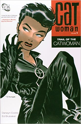 Catwoman Vol. 1: Trail of the Catwoman by Darwyn Cooke, Mr. Media Interviews