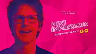 """First Impressions with Dana Carvey,"" Mr. Media Interviews"