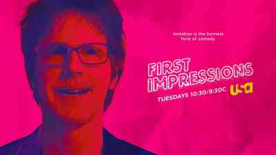 """First Impressions with Dana Carvey,"" Mr. Media Interviews"
