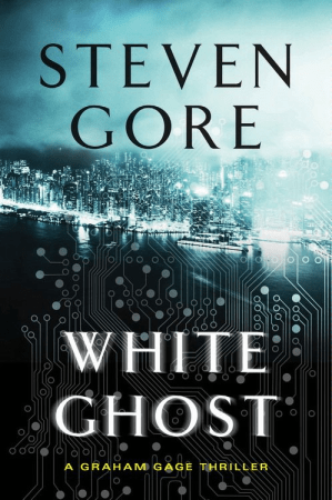 White Ghost: A Graham Gage Thriller by Steven Gore, Mr. Media Interviews
