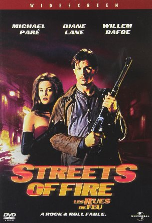 Streets of Fire starring Michael Pare, Diane Lane, Mr. Media Interviews