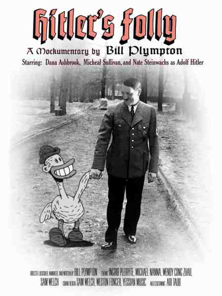 Hitler's Folly: A Mockumentary by Bill Plympton, Mr. Media Interviews