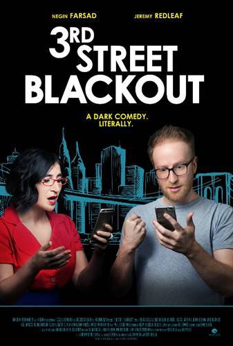 3rd Street Blackout starring Nergin Farsad and Jeremy Redleaf, Mr. Media Interviews