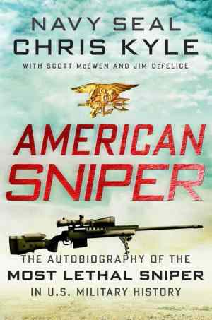 American Sniper by Chris Kyle with Scott McEwen, Mr. Media Interviews