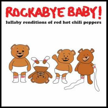 Red Hot Chili Peppers, Rockabye Baby Music, Mr. Media Interviews