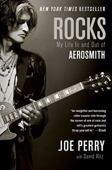 Rocks: My Life in and out of Aerosmith by Joe Perry, Mr. Media Interviews