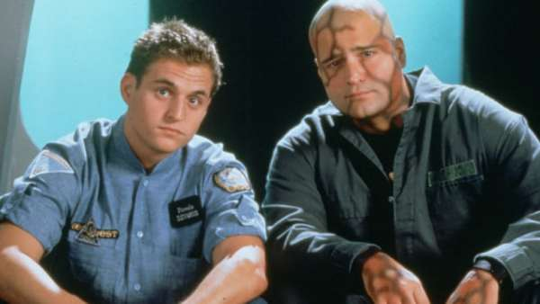Michael DeLuise, Peter DeLuise, co-stars, seaQuest DSV, Mr. Media Interviews