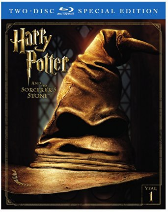 Harry Potter and the Sorcerer's Stone (2-Disc Special Edition) [Blu-ray] starring Richard Harris as Dumbledore, Mr. Media Interviews