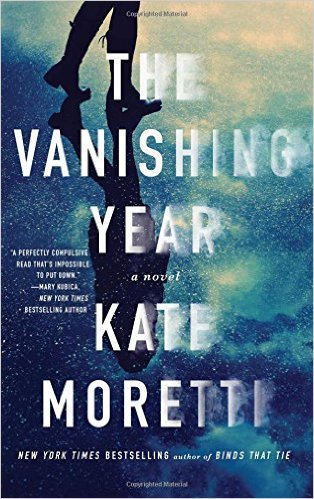 The Vanishing Year by Kate Moretti, Mr. Media Interviews