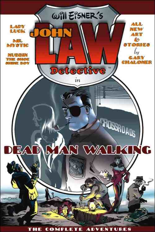 """Will Eisner's John Law"" by Gary Chaloner, Mr. Media Interviews"