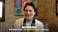 Today's Guest: Jim McBride, founder, Mr. Skin adult website, MrSkin.com   Watch this exclusive Mr. Media interview with Jim McBride, a.k.a., Mr. Skin, by clicking on the video player above!  Mr. Media...
