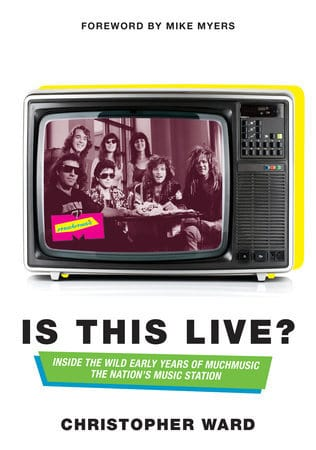 """Is This Live?"" by Christopher Ward, Mr. Media Interviews"