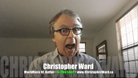 Today's Guest: Christopher Ward, Canada's first MuchMusic VJ, author, Is This Live? Inside the Wild Early Years of MuchMusic: The Nation's Music Station   Watch this exclusive Mr. Media interview...