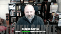 Today's Guest: Steven Savile, novelist, Parallel Lines  Watch this exclusive Mr. Media interview with STEVEN SAVILE by clicking on the video player above! Mr. Media is recorded live before […]