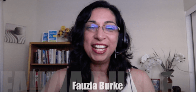 Today's Guest: Fauzia Burke, book publicist, FSB Associates, author, Online Marketing for Busy Authors: A Step-by-Step Guide   Watch this exclusive Mr. Media interview with Fauzia Burke by clicking on...